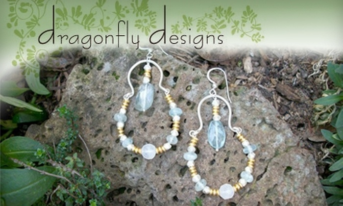 Dragonfly Designs: $40 for $80 Worth of Jazzy Jewelry, Mobile Classes, or Parties from Dragonfly Designs