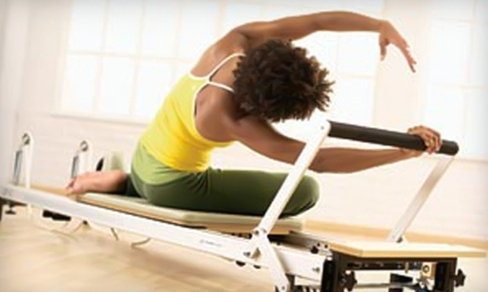 the Pilates Studio of Central Ohio - Dublin: Pilates Classes at the Pilates Studio of Central Ohio in Dublin. Two Options Available.