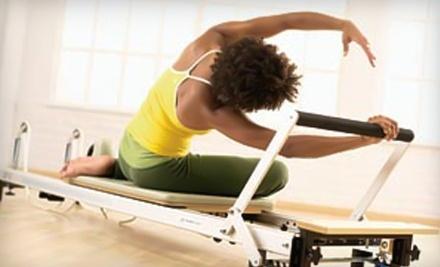 the Pilates Studio of Central Ohio: 1 Month of Unlimited Pilates Mat Classes - the Pilates Studio of Central Ohio in Dublin