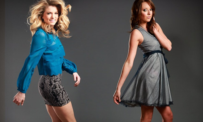 Jeanologie Boutique - East Lansing: $20 for $40 Worth of Designer Denim and Clothing at Jeanologie Boutique