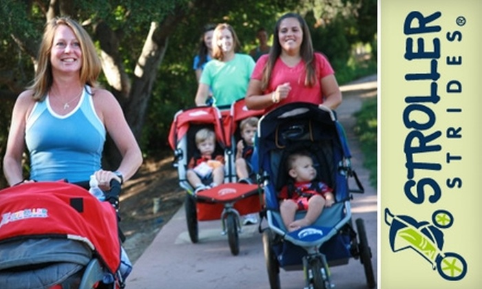 Stroller Strides - Multiple Locations: $25 for a 10-Class Pass at Stroller Strides ($80 Value)