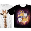 Unisex Toddler Animal Tees