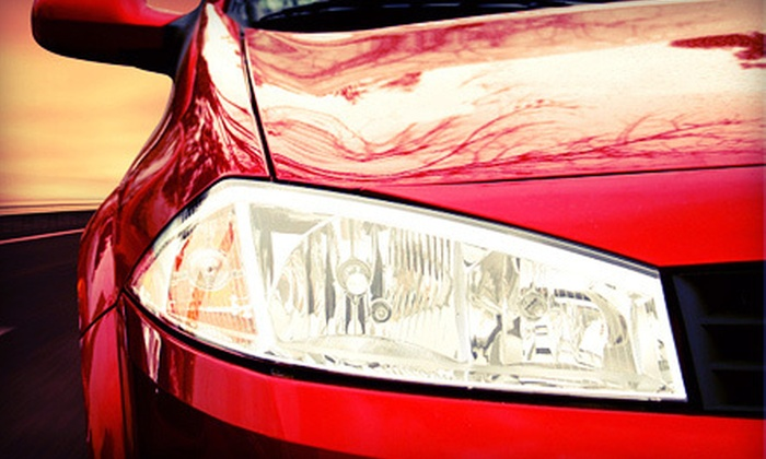 KiNGZ DETAiL - University Place: $125 for a Royal Detailing Package at Kingz Detail ($250 Value)