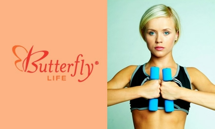 Butterfly Life Health Club Fitness - White Oak: $30 for a Two-Month Membership to Butterfly Life Women's Fitness Center ($98 Value)