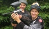 Frontline Paintball and Laser Tag - Multiple Locations: Up to Five Hours of Paintball with Equipment for Two or Four at Frontline Paintball and Laser Tag (Up to 53% Off)