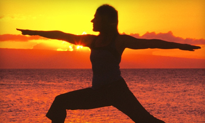 The Yoga Space - Berea: One Month of Unlimited Yoga Classes or Five-Class Pass at The Yoga Space in Berea ($80 Value)