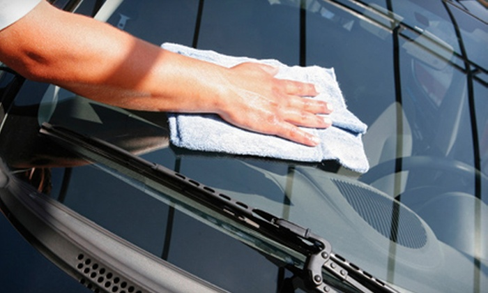 Lakeside Auto and Marine Detailing - Gardiners: $50 for an Express Auto-Detailing Package at Lakeside Auto and Marine Detailing ($100 Value)