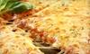 Mario's Pizza - Newark: Pizza and Italian Fare Monday–Thursday or Friday and Saturday at Mario's Pizza