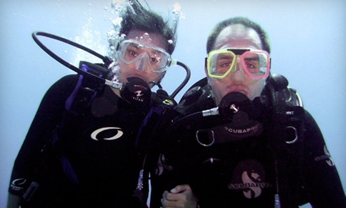 ASK Divers - Multiple Locations: $40 for a Discover Scuba Course at ASK Divers ($100 Value)