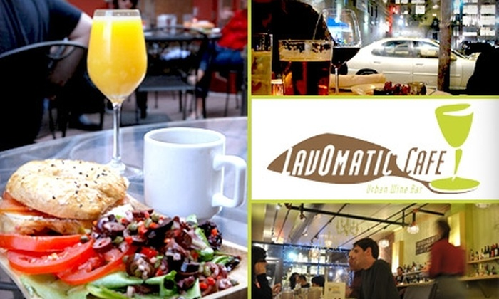 Lavomatic Cafe - Over-The Rhine: $10 for $25 Worth of Urban Comfort Fare and Drinks at Lavomatic Cafe