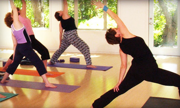 My Addiction Cycling and Yoga - Fulford Bythe Sea: 5, 10, or 20 Yoga Classes at My Addiction Cycling and Yoga in North Miami Beach (Up to 84% Off)
