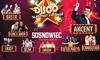 Disco Summer Festival - Sosnowiec: Od 39 zł: bilet na Disco Summer Festival 2018 na Stadionie Ludowym w Sosnowcu (do -36%)