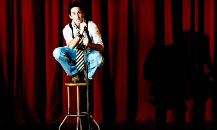 The Vent Comedy Club - Central City: $10 for Comedy Night for Two at The Vent Comedy Club ($20 Value)