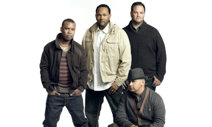 All-4-One - Kuss Auditorium at Clark State Performing Arts Center Tickets: An All-4-One Christmas on Friday, December 4, at 8 p.m.