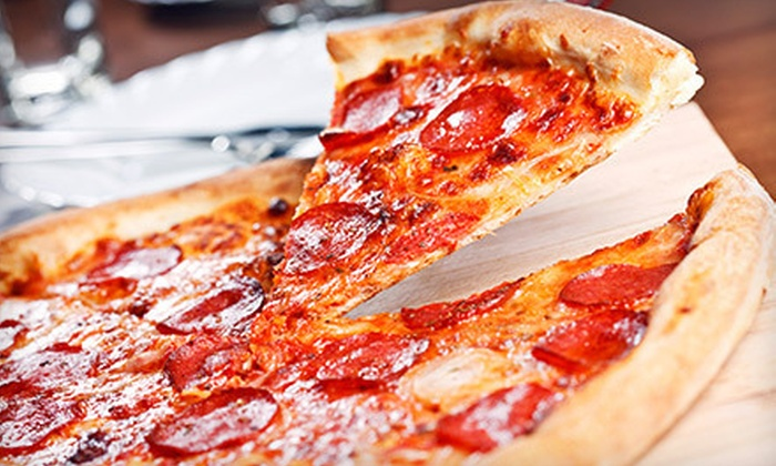 Deano's Pizza Builders - Orem North: Pizza at Deano's Pizza Builders (Half Off). Two Options Available.