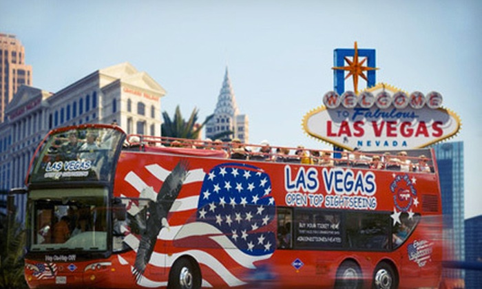 Big Bus Tours - Multiple Locations: $23.99 for a Hop-On, Hop-Off Day Tour and $10 Toward Sweets from Big Bus Tours (Up to $48 Value)
