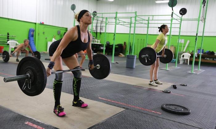 CrossFit Deviate South - CrossFit Deviate South: 5, 10, or 20 CrossFit Classes at CrossFit Deviate South (Up to 76% Off)