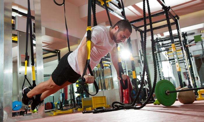 Blue Ridge CrossFit - Limestone: Up to 64% Off Foundation & CrossFit Classes  at Blue Ridge CrossFit