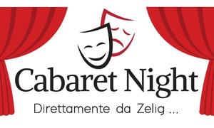 Comedy Ring - Cabaret con Zelig, Bologna: Cabaret con Zelig - 7 e 8 ottobre al Piccolo Teatro del Baraccano di Bologna (sconto 40%)