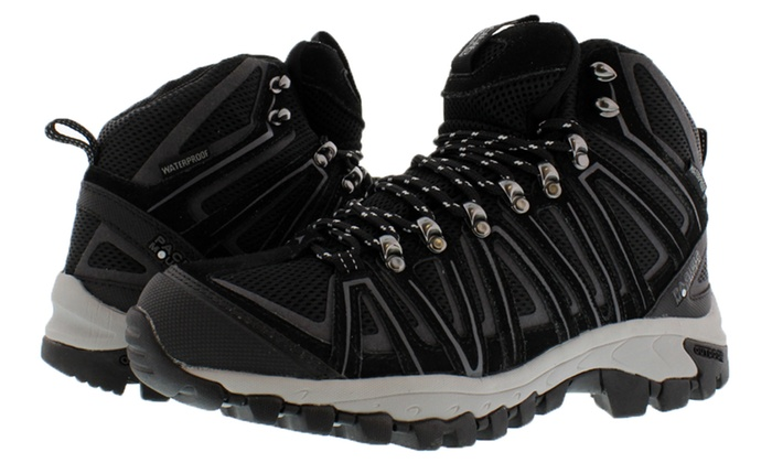 Pacific Mountain Crest Men's Hiking Shoes