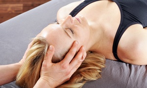 Craniosacral Therapy: One 60- or 90-Minute Craniosacral Session at Craniosacral Therapy (51% Off)