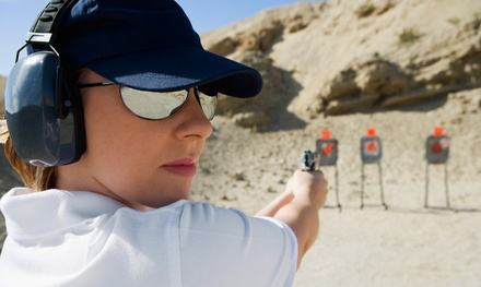 Concealed-Pistol-License Course for One or Two at Safe House Operations (Up to 69% Off)