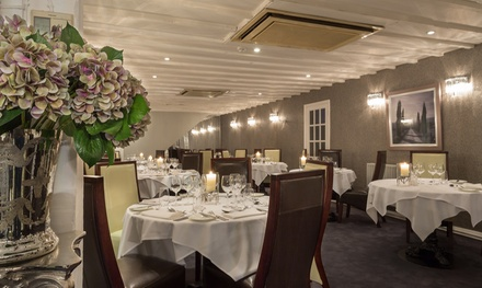 SixCourse Tasting Menu for Two or Four at The Bluebell Restaurant