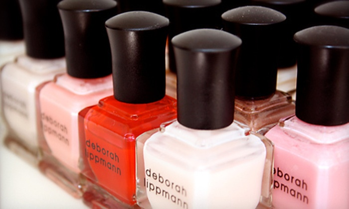 Ten Over Ten by Kim - San Marco: One or Two Signature Manicures and Pedicures at Ten Over Ten by Kim (Up to 54% Off)