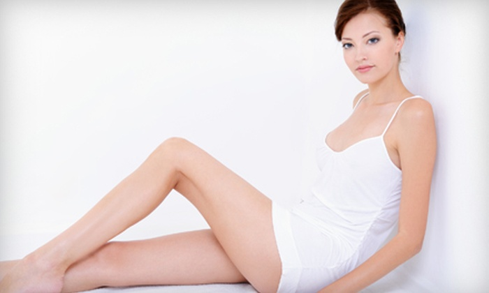 Cosmetic Medicine Associates of Ottawa - Ottawa: Three Laser Hair-Removal Treatments for a Small or Medium Area at Cosmetic Medicine Associates of Ottawa (Up to 74% Off)