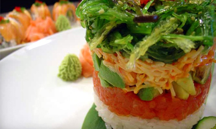 Miya Sushi - Gainesville: $12 for $25 Worth of Japanese and Korean Fare at Miya Sushi