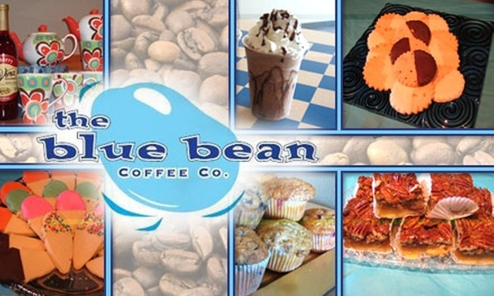 Blue Bean Coffee - Oklahoma City: $10 for $20 Worth of Coffee and More at Blue Bean Coffee Company