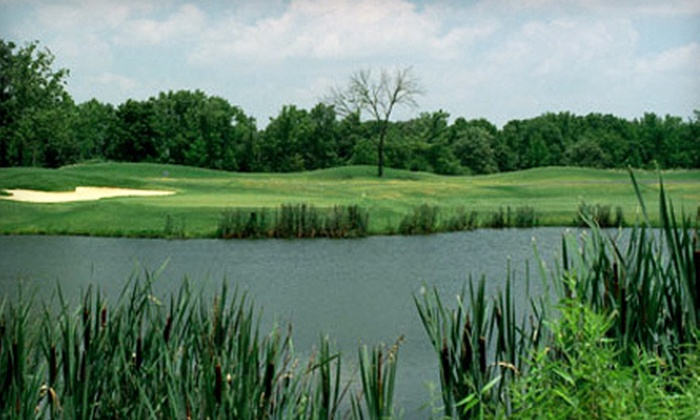 The Tradition Golf Club - Prosperity Church Road: Golf Outing with Cart for One, Two, or Four at The Tradition Golf Club (Up to 56% Off)