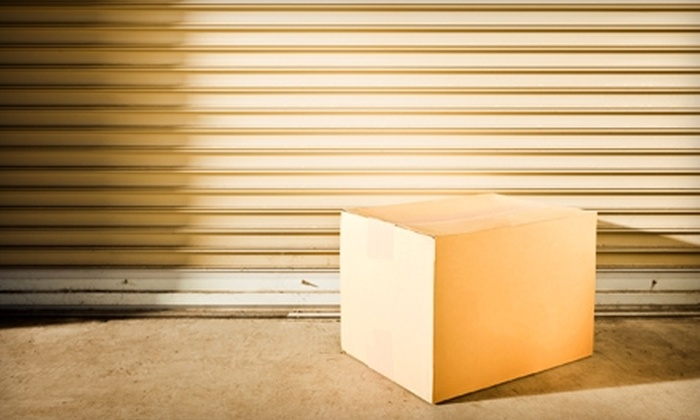 Mobile Attic - Greenville: $99 for Drop-Off and Pickup of a Portable Storage Container and Two Months of Storage from Mobile Attic (Up to $389.98 Value)