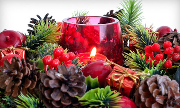 Tumino's Garden Centre - Mount Dennis: $10 for $20 Worth of Holiday Decorations, Plants, and Gardening Supplies at Tumino's Garden Centre