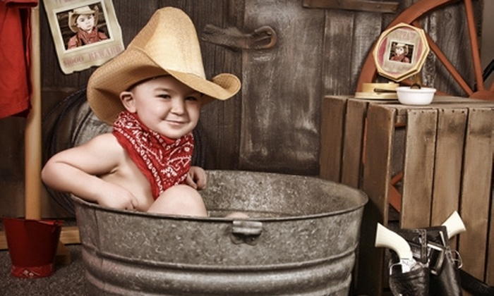Moments Photography - Jeffersonville: $50 for a Family or Child Basic Photography Session Plus $75 Worth of Prints at Moments Photography in Jeffersonville ($120 Value)
