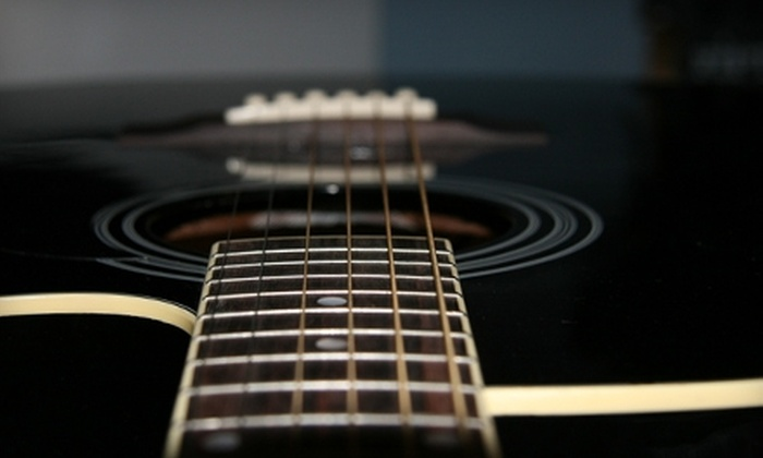 J.A.M. Entertainment - East Windsor: $80 for Five Music Lessons at J.A.M. Entertainment (Up to $175 Value)
