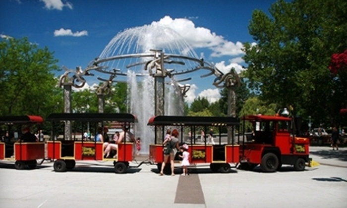 Riverfront Park - Riverside: $16 for Two Summer Day Passes to Riverfront Park ($32.50 Value)