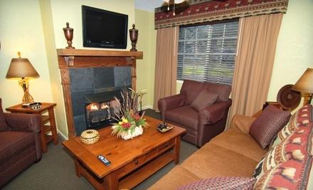 Blue Ridge Village: 3-Night Stay in 1-Bedroom Villa - Blue Ridge Village in Banner Elk