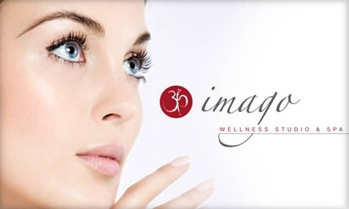 Imago Wellness Studio & Spa  - Cathedral - Wesley Heights - McLean Gardens: $7 Eyebrow Threading at Imago Wellness Studio & Spa