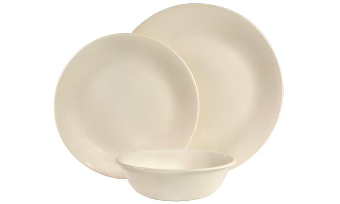 ... Corelle Impressions Dinnerware Set (18-Piece)  sc 1 st  Groupon & Corelle Dinnerware (18Pc.) | Groupon Goods