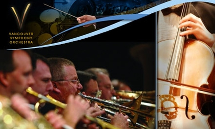 Vancouver Symphony Orchestra - Vancouver: $14 for a Ticket to the Vancouver Symphony Orchestra at Skyview Concert Hall ($29 Value). Buy Here for Saturday, January 16, at 3 p.m. Click Below for Additional Performances.