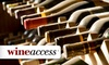 Half Off Wines from WineAccess