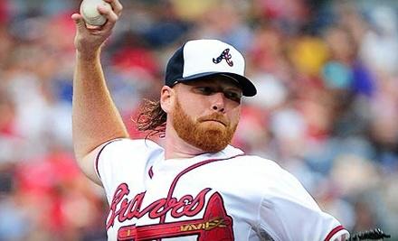 Ticket Master: Atlanta Braves: One Ticket, One Hot Dog and One Soda - Atlanta Braves in Atlanta