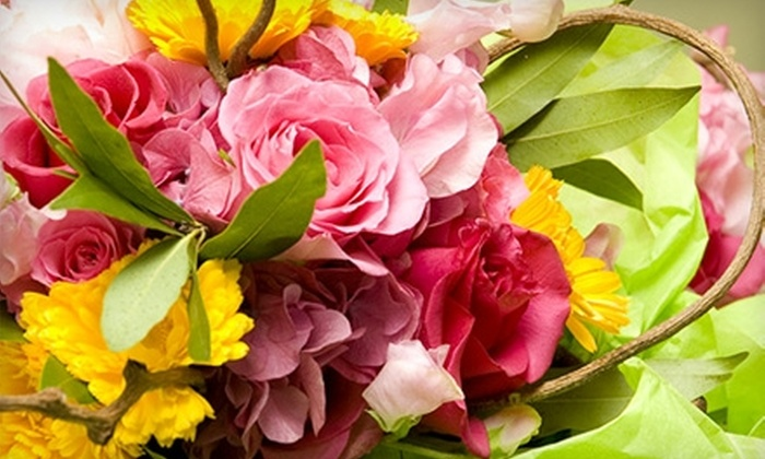 My Sorted Affair - Downtown Bakersfield: $30 for $60 Worth of Custom Flower Arrangements at My Sorted Affair