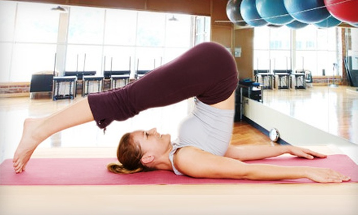 Pilates 1901 - Rosedale: $49 for 10 Mat Pilates or Cardio Classes at Pilates 1901 ($200 Value)