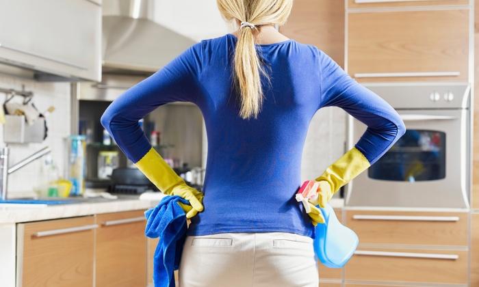 meraclean - Warszawa: Sprzątanie mieszkania (od 89,99 zł) lub ekologiczne czyszczenie parowe (od 179,99 zł) w MeraClean