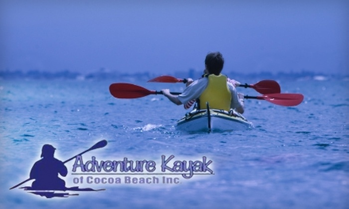 Adventure Kayak of Cocoa Beach - Cocoa Beach: Kayak Nature Tours from Adventure Kayak of Cocoa Beach. Choose Between Two Options.