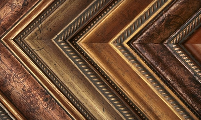 Wallflower Custom Framing - Junction: $45 for $100 Worth of Services at Wallflower Custom Framing