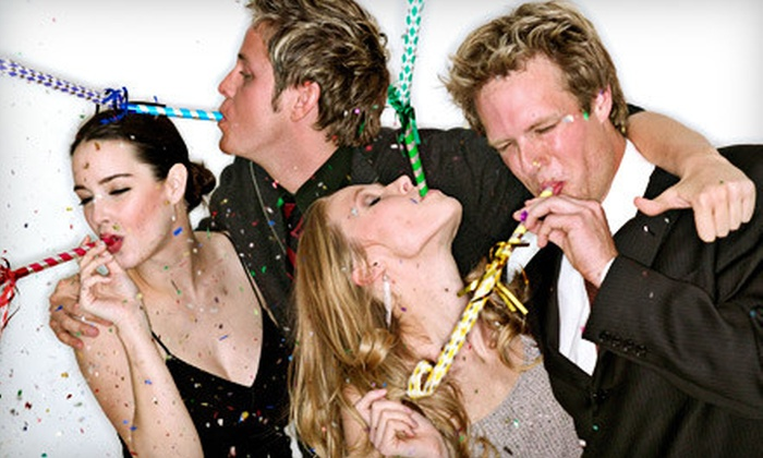 Time Square New Years Party - Harris Hill: One or Two Tickets to Time Square New Years Party at Club Infinity (Up to 62% Off)