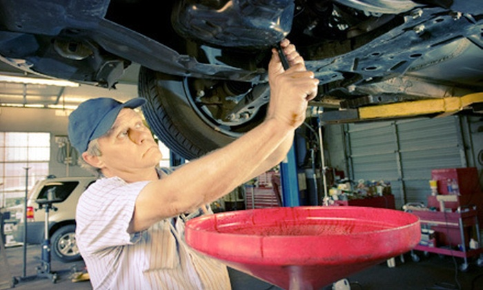 Serra Mazda - Liberty Highlands: Car-Care Package at Serra Mazda in Trussville (Up to 55% Off). Two Options Available.